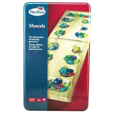 Pavilion Mancala In A Tin