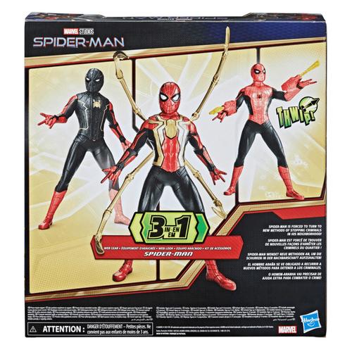 Marvel Spider-Man Web Gear Spider-Man