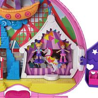 Polly Pocket Tiny Is Mighty Theme Park Backpack