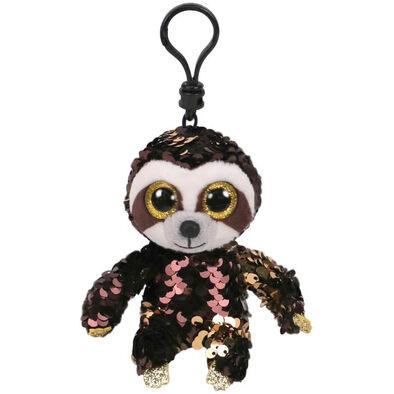 Ty Flippables 5 Inch Clips Dangler Sloth
