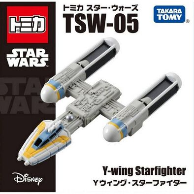 Star Wars Takara Tomy TSW-05 Y-Wing Star Fire