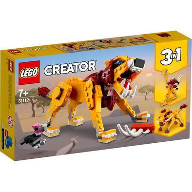 Lego Creator Wild Lion 31112