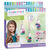 Make It Real Terrarium Jewelry