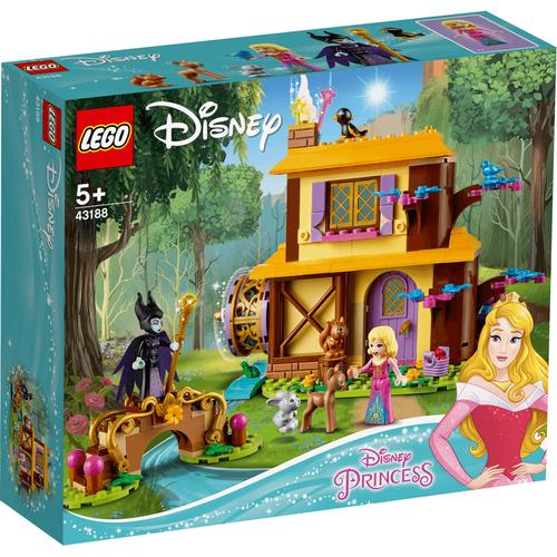 LEGO Disney Princess Aurora's Forest Cottage 43188