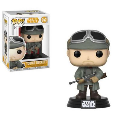 Pop! Star Wars 242 Tobias Beckett