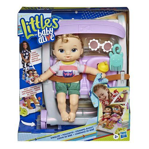 Baby Alive Push 'N Kick Stroller