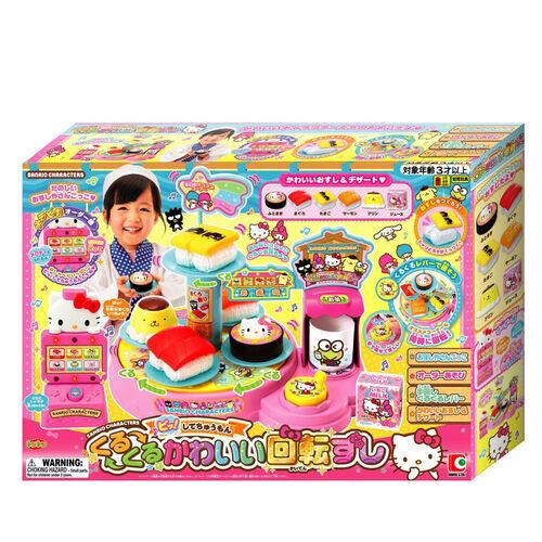 Hello Kitty Kaiten Sushi