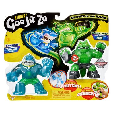 Goo Jit Zu Battle 2 Pack - Assorted