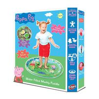 Peppa Pig Water Filled Muddle Puddle