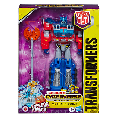 Transformers Cyberverse Ultimate - Assorted