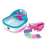 Cra-Z-Art Shimmer And Sparkle 6 In 1 Real Massaging Foot Spa