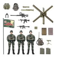 World Peacekeepers Military Figure - Assorted