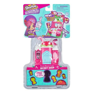Shopkins Lil Secrets Rosie Bloom Café