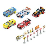 Hot Wheels Maker Kit 5 Pack - Assorted
