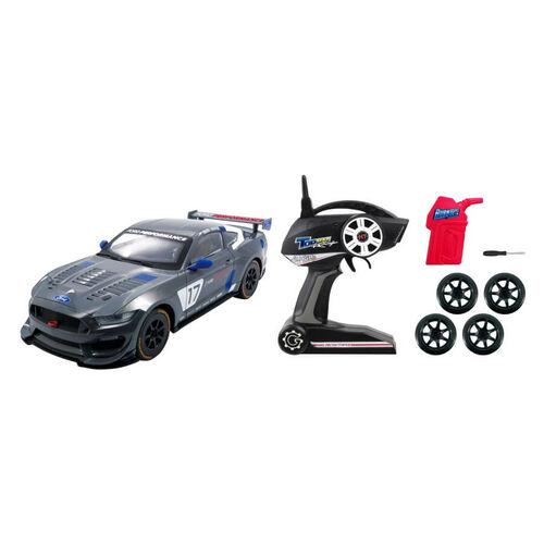 Kidz Tech R/C 1:14 Burnoutz Ford Shelby Gt4