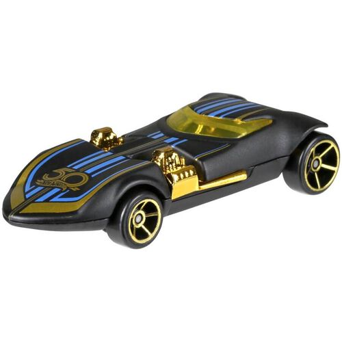 Hot Wheels 50th Anniversary Black and Gold - Assorted