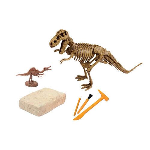 Uncle Milton Dr. Steve Hunters T. Rex Skeleton