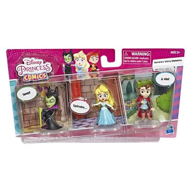 Disney Princess 2 In 3 Pack - Assorted