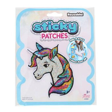 Sticky Patches Unicorn 17
