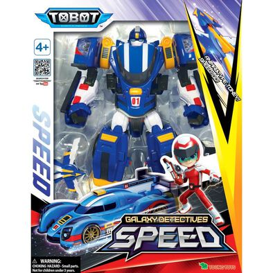 Tobot Galaxy Detectives Speed