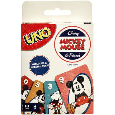 Uno Mickey Mouse