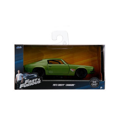Die Cast Collected Series Fast & Furious 1:32 1973 Chevy Camaro