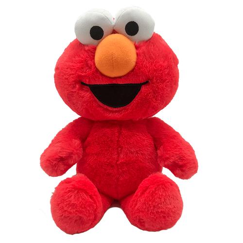Sesame Street 10 Inch Elmo Soft Toy