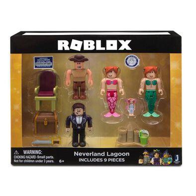 Roblox Celebrity 4 Figure