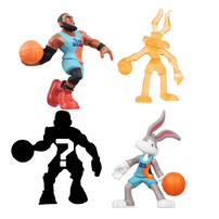 Space Jam Figure 4 Pack - Assorted