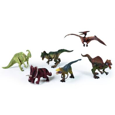 Awesome Animals Medium Dinosaurs Figurine - Assorted