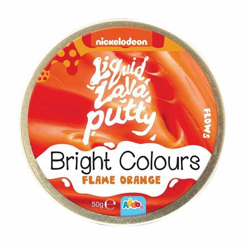 Nickelodeon Putty Bright Colours