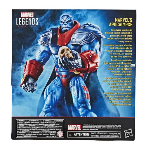 Marvel Legends Series 6 Inch Marvel's Apocalypse