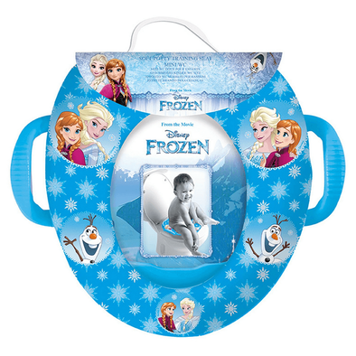 Frozen Soft Potty Seat With Handles