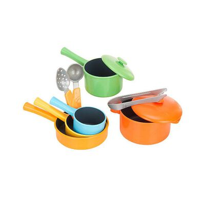 Just Like Home Everyday Cookware Playset