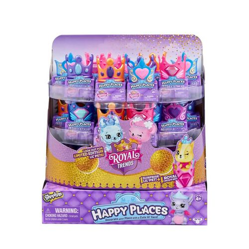 Shopkins Happy Places Surprise Pack