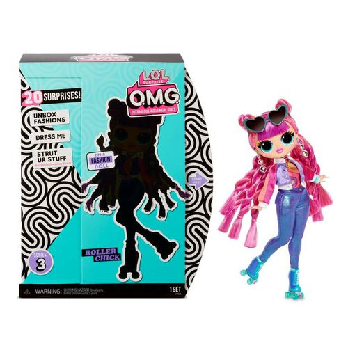 L.O.L. Surprise Omg Doll - Assorted