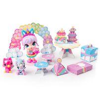 Hatchimals Pixies Unicorn Party 3 Pack