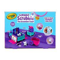 Crayola Scribble Scrubbie Grooming Truck