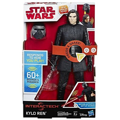 Star Wars The Last Jedi Interactech Kylo Ren