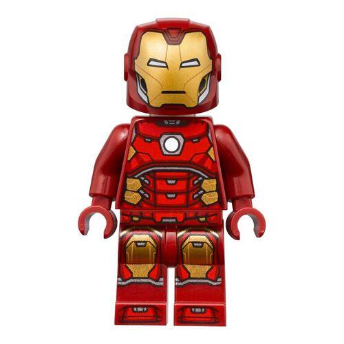 LEGO Marvel Avengers Movie 4 Iron Man Hulkbuster Versus A.I.M. Agent 76164