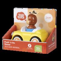 Top Tots Push N Go Racer Monkey