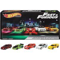 Hot Wheels Fast & Furious Premium Bundle