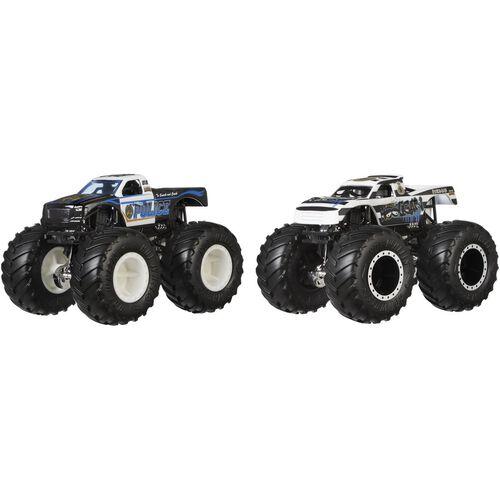 Hot Wheels Mt 1:64 Scale Demolition Doubles - Assorted