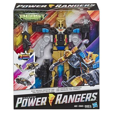 Power Rangers Beast Triple Coverting Zords - Assorted
