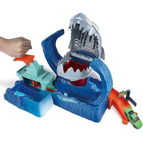 Hot Wheels City Robo Shark Frenzy