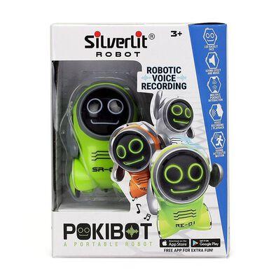 SilverLit Pokibot Round Face - Assorted