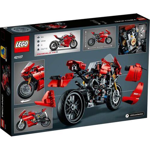 LEGO Technic Ducati Panigale V4 R 42107
