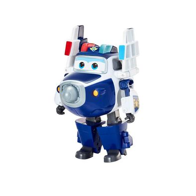 Super Wings Transforming Supercharge Paul
