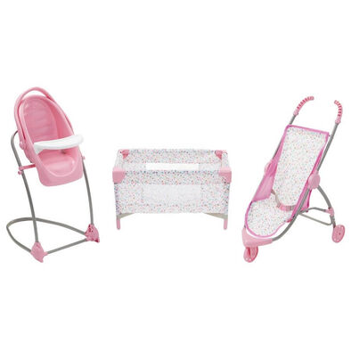 Perfectly Cute Baby Doll Deluxe Nursery