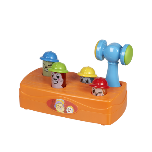 Top Tots Hamster Hammer Bench